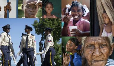 Le Secrétaire général publie un deuxième rapport sur la situation en Haïti depuis le déploiement de l'appui de la Mission des Nations unies pour l'appui à la Justice en Haïti (MINUJUSTH). © Leonora Baumann / UN / MINUJUSTH, 2018