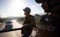 Sécurité publique : deux contingents de policiers internationaux quittent Haïti