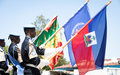 MINUJUSTH completes its mandate, putting an end to 15 consecutive years of peacekeeping in Haiti