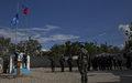 LA MINUJUSTH COMMENCE SON MANDAT EN HAITI