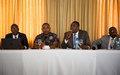 Maintien de la paix en Haïti : avancées et préservation des gains