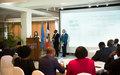 La MINUJUSTH et l'ONUDC lancent avec des institutions haïtiennes une formation en ligne sur l'intégrité judiciaire