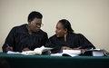 Inspection judiciaire : un atelier pour redynamiser les tournées d'inspection
