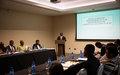Ministère de la Justice et de la Sécurité Publique (MJSP) : un atelier pour renforcer l'inspection judiciaire