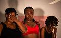 Journée théâtrale à la Prison civile des femmes de Cabaret