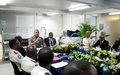 PNH : les bailleurs de fond se réunissent pour continuer à développer l'institution