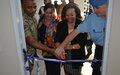 Inauguration des locaux de la cohabitation : renforcer la collaboration entre les policiers internationaux et les agents de la PNH