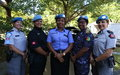 Videos: Eight Women Peacekeepers Share their Experience with MINUJUSTH