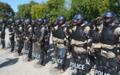 Corps d'intervention en maintien de l'ordre : 32 jeunes policiers renforcent l'effectif de cette unité