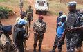 Sommet des chefs de la police : les Nations unies soulignent le rôle essentiel des Bérets bleus