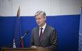 Déclaration à la presse du Secrétaire général adjoint aux opérations de maintien de la paix, Jean-Pierre Lacroix, à l'issue de sa visite en Haiti