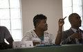 Acteurs du changement : à Jacmel, un atelier de réflexion autour des violences basées sur le genre