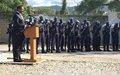 Allocution de Dr Mamadou Diallo, Représentant Spécial Adjoint du Secrétaire Général des Nations Unies en Haïti et Chef ad intérim de la MINUJUSTH