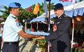 Le départ du dernier contingent de l'Inde en Haïti met fin à 11 années de soutien des policiers indiens à la PNH