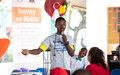 La MINUJUSTH soutient des jeunes de Cité Soleil, de Martissant, de La Saline et de Cap-Haïtien dans la formation professionnelle et l'auto-emploi pour la réduction de la violence communautaire