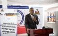 La MINUJUSTH soutient l'OPC dans la prévention de la délinquance juvénile et la protection de l'enfance à Carrefour-Feuille et à Martissant