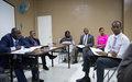 Chaîne pénale : un Comité pour résoudre ensemble la question de la détention préventive prolongée