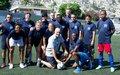 Deuxième édition du tournoi de football inter-ambassades/organisations pour la promotion de valeurs à travers le sport