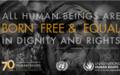 The Secretary-General – Message on Human Rights Day