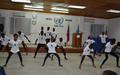 participation remarquée des contingents indiens et népalais