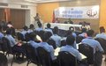 Combite pour la Paix et le Développement : un atelier de sensibilisation sur les recours à la Justice