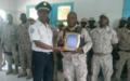 Maintien de l'ordre : deux agents récompensés à Hinche (Centre)