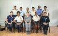 Réseau de femmes : les policières internationales rencontrent leurs consœurs de la PNH