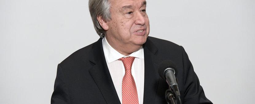 The Secretary-General – Message on International Women's Day